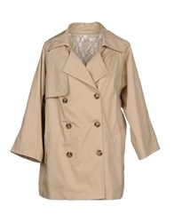 Molly Bracken Jackets Sand
