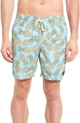Barney Cools Men's Amphibious 17 Swim Trunks
