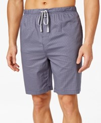 Michael Kors Cotton Poplin Sleep Shorts