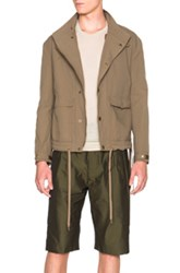 Robert Geller Julius Jacket In Neutrals