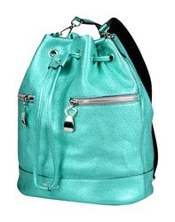 House Of Holland Bags Rucksacks And Bumbags Women Green