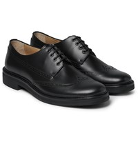 A.P.C. Wingtip Leather Brogues