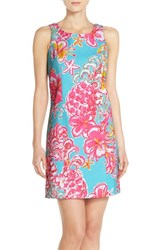 Women's Lilly Pulitzer 'Cathy' Cotton Shift Dress