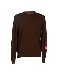 Gallo Knitwear Jumpers Cocoa