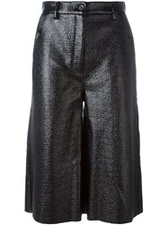Maison Martin Margiela Mm6 Knee Length Shorts Black