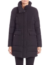 Post Card Deneb Coat Black