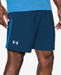 Under Armour Men's Launch 7 Running Shorts Teal