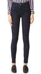 L'agence Marguerite High Rise Skinny Jeans Eclipse