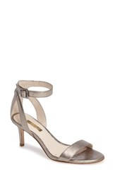 Louise Et Cie Women's 'Hyacinth' Ankle Strap Sandal Iron Nappa Leather