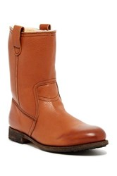 Blackstone Genuine Sheepskin Lined Boot Brown