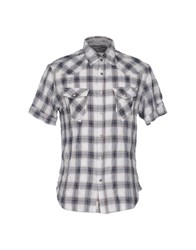 Kuyichi Shirts Light Grey