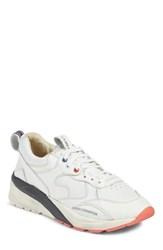 Casbia 'S Champion Veloce Atl Sneaker White Leather