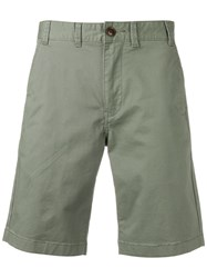 Barbour Performance Neuston Shorts Green