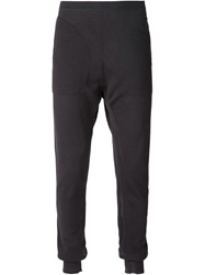 Label Under Construction Gathered Ankle Track Pants