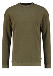 Only And Sons Onsnero Sweatshirt Grape Leaf Oliv