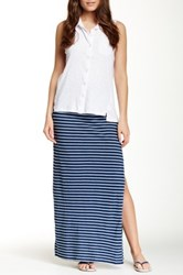 Splendid Maxi Skirt Blue