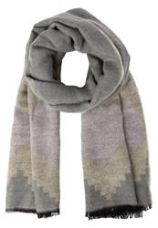Evenandodd Scarf Grey Rose