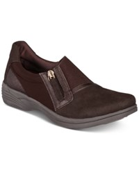 Easy Street Shoes Dreamy Clogs Brown