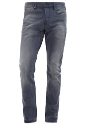 Scotch And Soda Ralston Slim Fit Jeans Concrete Bleach Grey Denim