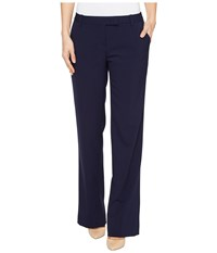Calvin Klein Madison Pant Twilight Women's Casual Pants Blue