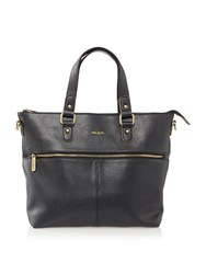 Ollie And Nic Duke Medium Tote Bag Black