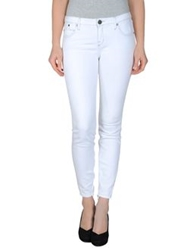 Victoria Beckham Casual Pants White