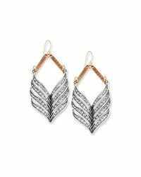 Lulu Frost Symmetry Crystal Statement Earrings