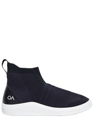 Adno Knit Slip On High Top Sneakers