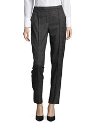 T Tahari Karis Pleated Pants Black