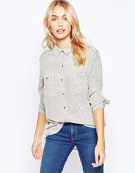 Mih Jeans Mih Double Pocket Shirt Strata