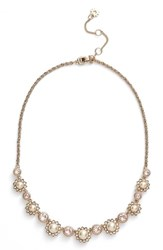 Marchesa Women's Frontal Necklace