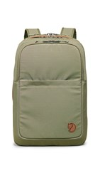 Fjall Raven Fjallraven Travel Backpack Green