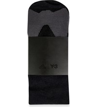 Y 3 Sport Tech Socks Black