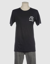 Misericordia Short Sleeve T Shirts Black