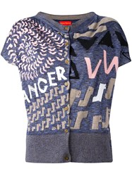 Vivienne Westwood Red Label Abstract Knit T Shirt