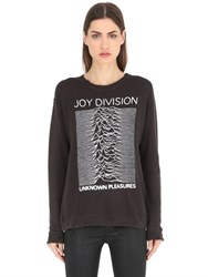 R 13 Joy Division Heavy Cotton Sweatshirt