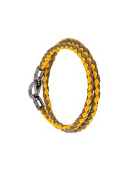 Tod's 'Mycolors' Bracelet Yellow And Orange
