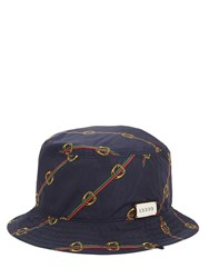 Gucci Reversible Techno Bucket Hat Array 0X589a520