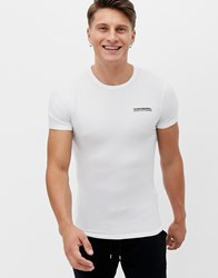 Roberto Cavalli T Shirt In White