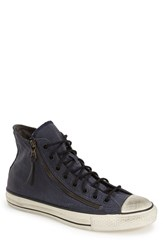 Men's Converse By John Varvatos Chuck Taylor All Star High Top Zipper Sneaker Ink Beluga Turtledove