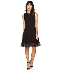 Rsvp Battista Dress Black Women's Dress
