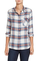 Barbour Women's 'Brae' Plaid Shirt