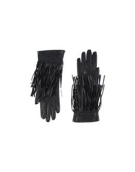 Schumacher Gloves Black