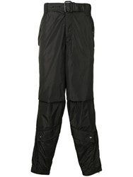 Givenchy Classic Cargo Trousers Black