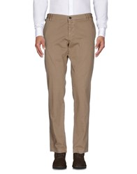 Xagon Man Casual Pants Khaki