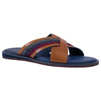 Ted Baker Farrull Cross Over Sandals Tan