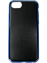 Kenzo Embossed Tiger Iphone 8 Case Black