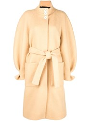Stine Goya Iggy Sock Coat Neutrals