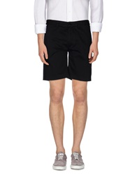 M.Grifoni Denim Bermudas Black