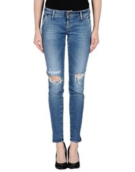 People Denim Denim Trousers Women
